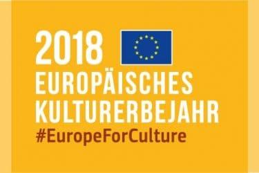 Logo 2018 Europäisches Kulturerbejahr