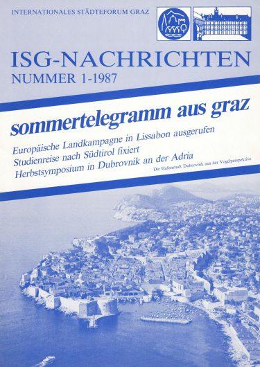 1987 Cover Magazin 1