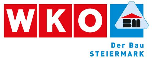 Logo WKO Der Bau Steiermark